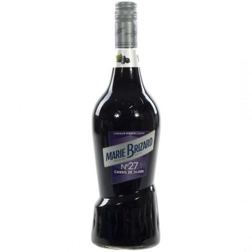 Creme De Cassis Marie Brizard 20%  1 liter