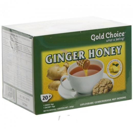 Ginger Honey  Doos 20st