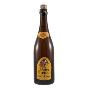Pater Lieven  Blond  75 cl   Fles