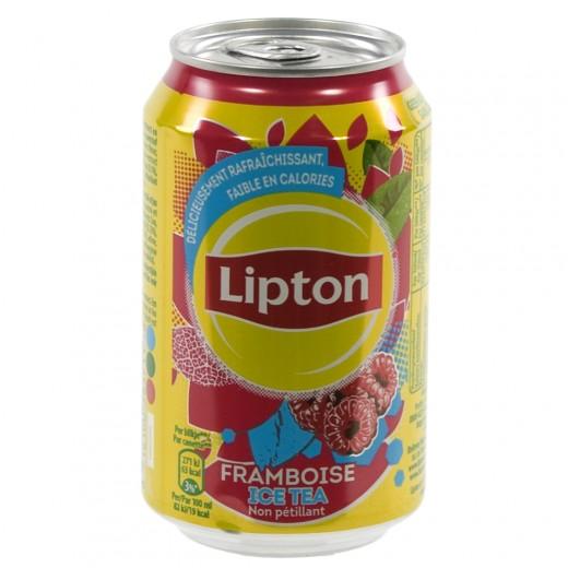 Lipton BLIK  Framboos  33 cl  Blik