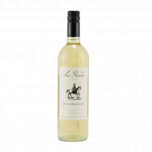 Bio La Pasada Torrontes Fairtrade  Wit  75 cl   Fles