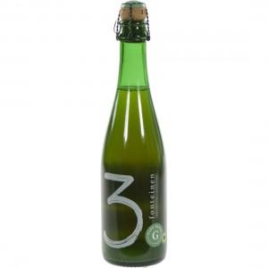 Drie Fonteinen Oude Gueuze  37,5 cl   Fles