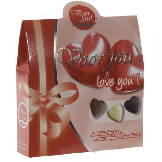 Voor jou ...  Love you!