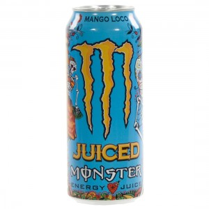 Monster  Mango Loco  50 cl  Blik