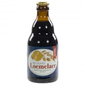 Ne Stoute Loemelaer  Donker  33 cl   Fles
