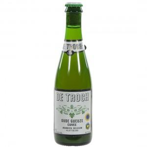 Cuvéé Oude Gueuze (De troch)  37,5 cl   Fles