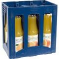 Weldenhof fruitsap  Sinaas  1 liter  Bak  6 fl
