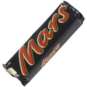 Mars  Chocolate   Stuk