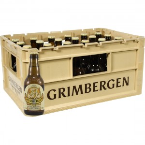 Grimbergen  Tripel  33 cl  Bak 24 st