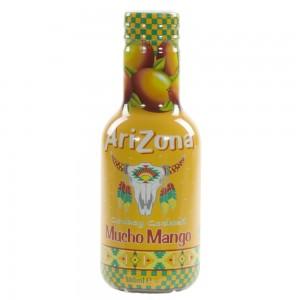 Arizona  Mucho Mango Juice  50 cl   Fles