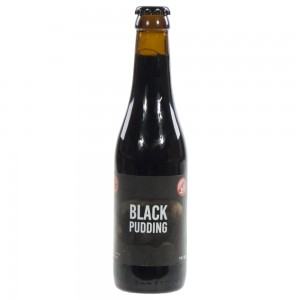 Black Pudding  33 cl   Fles
