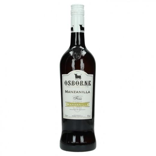 Osborne sherry manzanilla Fina 15°  75 cl