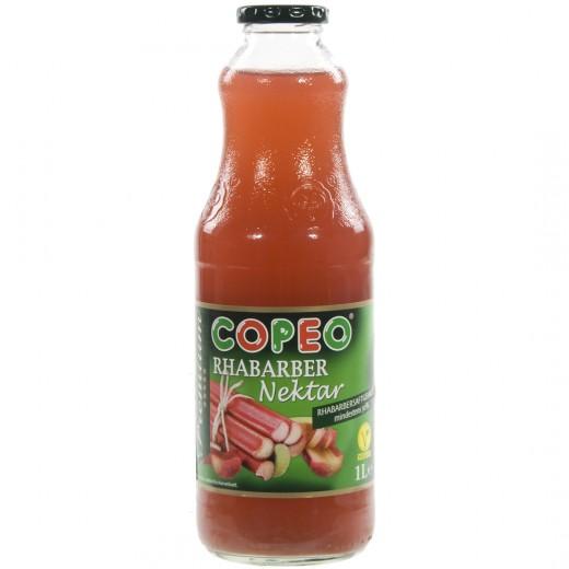 Copeo fruitsap  Rabarber  1 liter   Fles