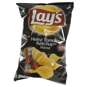 Lays Chips  Tomaat   Stuk  175 g