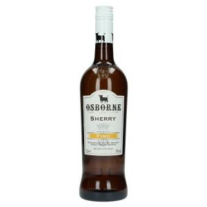 Osborne Sherry Fino Pale dry 15°  75 cl