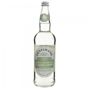 Fentimans tonic  Elderflower  75 cl   Fles