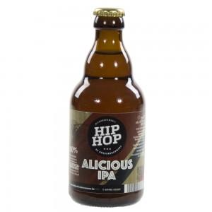 Hip Hop Alicious IPA  33 cl   Fles