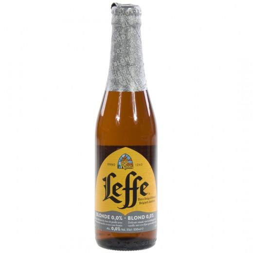 Leffe 0%  33 cl   Fles
