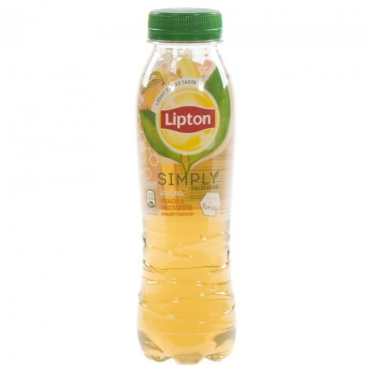 Lipton PET  Peach & Nectarine  33 cl   Fles