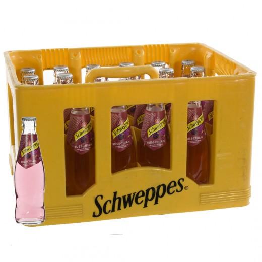 Schweppes Russchian Wild Berrry 25 Cl Bak 24 St