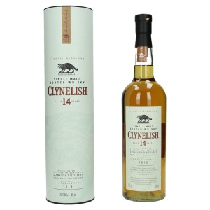 Whisky Clynelish 14Y 46%  70 cl
