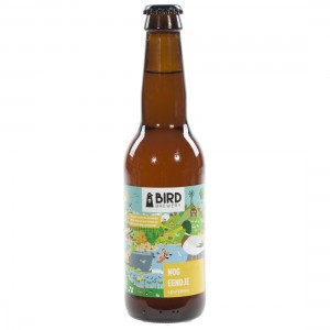 Nog eendje Lentebier (Bird Brewery)  33 cl   Fles