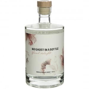 No Ghost In A Bottle  Floral  70 cl