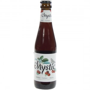 Mystic fruitbier  Kriek  25 cl   Fles