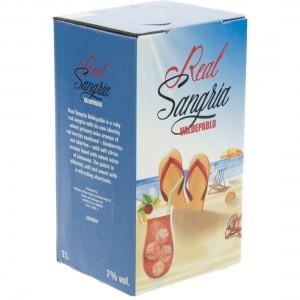 Sangria Valdepablo  Rood  2 liter  Vat