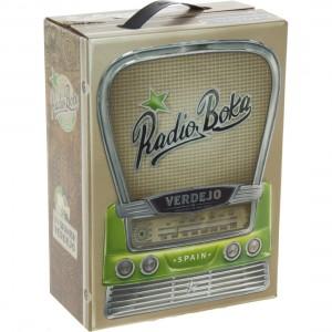 Radio Boka Verdejo  3 liter  Vat