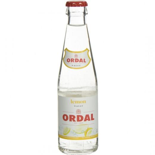 Ordal Fruitwater  Lemon  20 cl   Fles