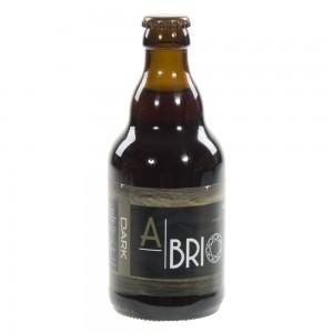 Abrio Dark  Donker  33 cl   Fles