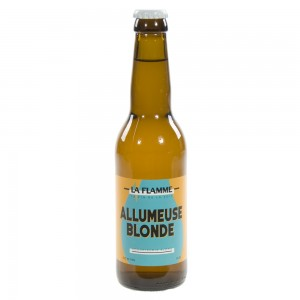 Allumeuse Blonde  Blond  33 cl   Fles