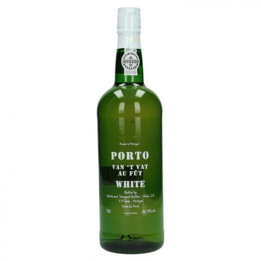 Porto van 't vat 19%  Wit  1,5 liter