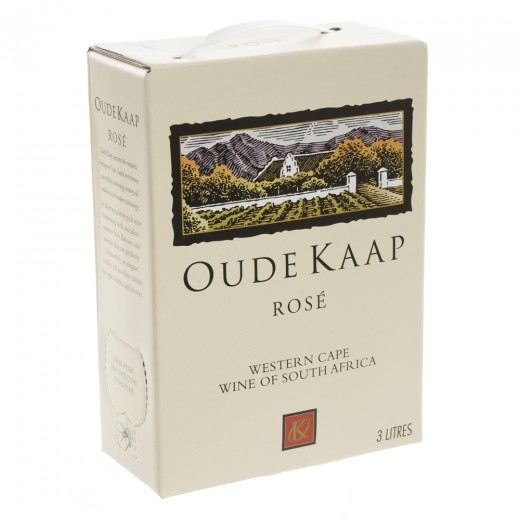 Oude Kaap Rose  3 liter  Vat