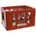 Ordal Fruitwater  Framboos  20 cl  Bak 24 st