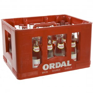 Ordal Fruitwater  Lemon  20 cl  Bak 24 st