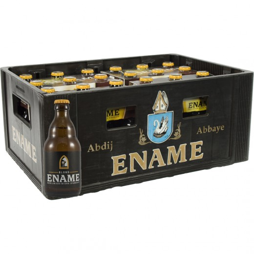 Ename  Blond  33 cl  Bak 24 st