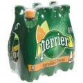 Perrier Agrum PET  50 cl  Pak  6 st