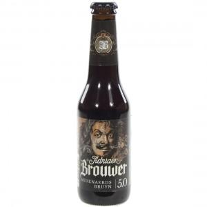 Adriaan Brouwer  Donker  25 cl   Fles