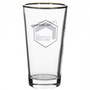 Baptist glas