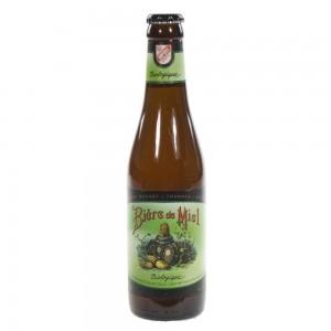 Biere de Miel Bio  33 cl   Fles