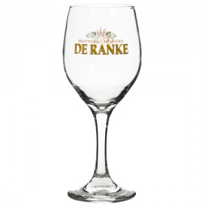 Brasserie De Ranke glas (XX bitter)