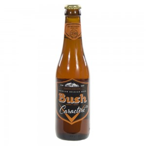 Bush  Amber  33 cl   Fles