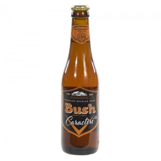 Bush  Amber  33 cl   Fles