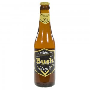 Bush  Blond  33 cl   Fles