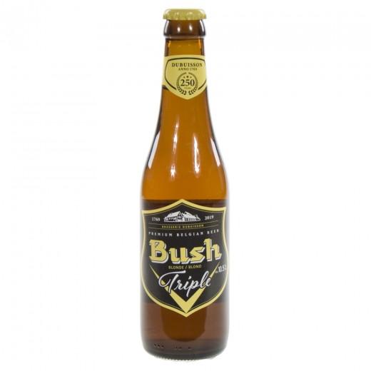 Bush  Blond  33 cl   Fles