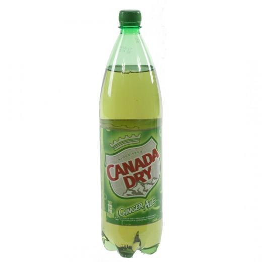 Canada dry PET  1,5 liter   Fles