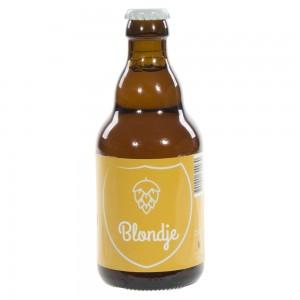 Blondje (Gaverhopke)  Blond  33 cl   Fles