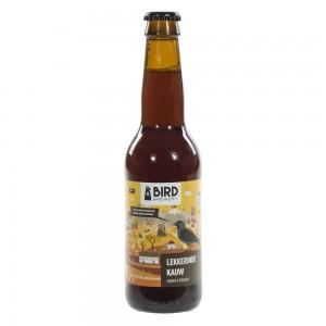 Lekkerinde Kauw Herfstbock (Bird Brewery)  33 cl   Fles